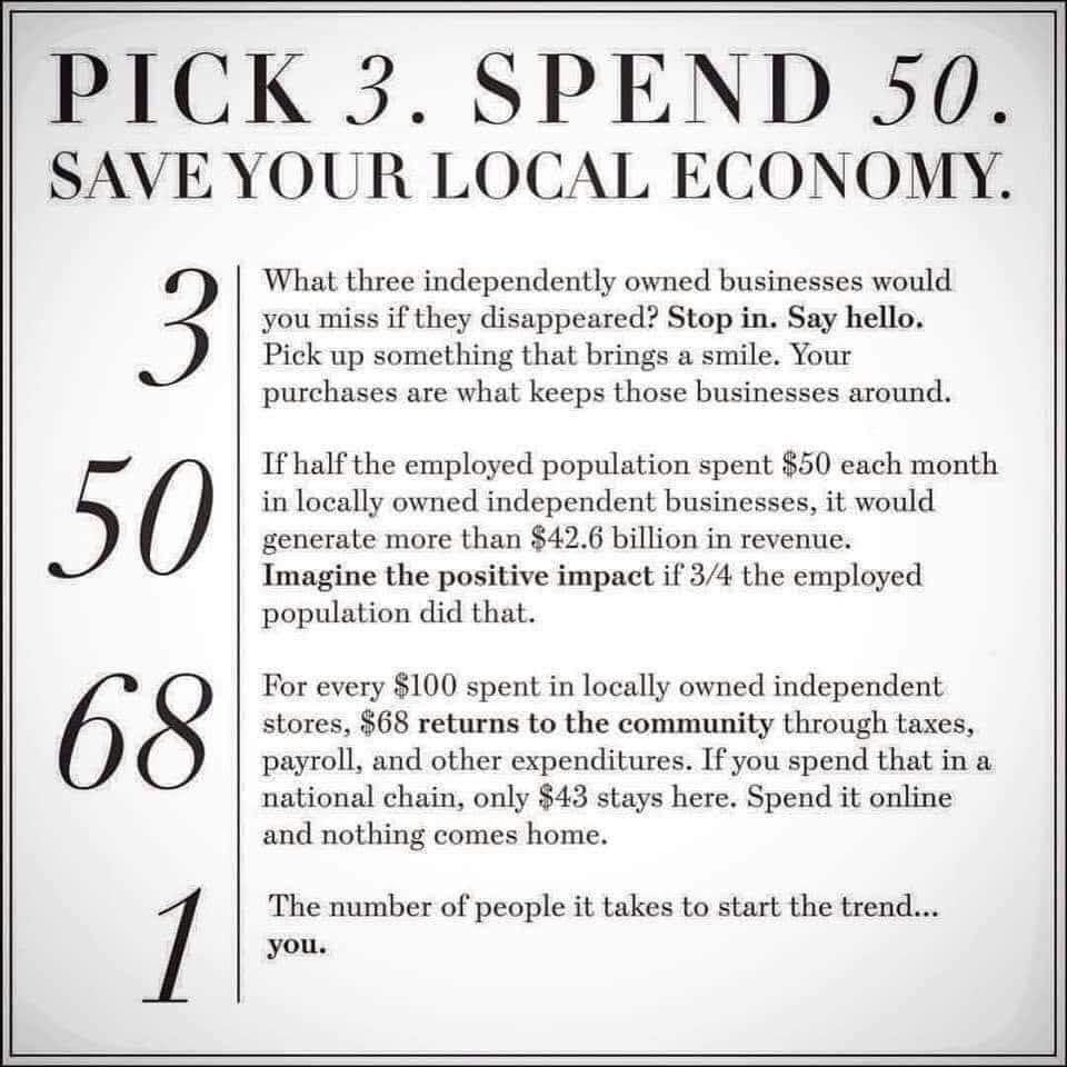 Save Local Economy